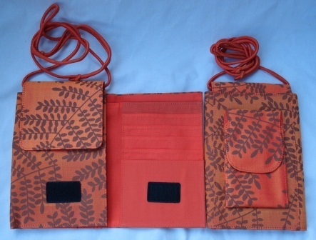 fair trade Cambodia. Silk printed passport holder, ethically handmade by disadvantaged producers group   Handmade Cambodia   Scoop.it
