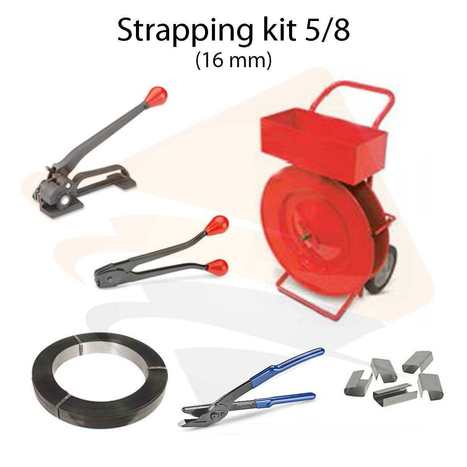 Strapping acier | Boom Pack | outils de cerclage | Boom Pack | Scoop.it
