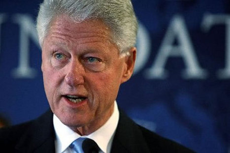 Bill Clinton Discusses Income Inequality - Share on Meebal.com | Worldwide News | Scoop.it