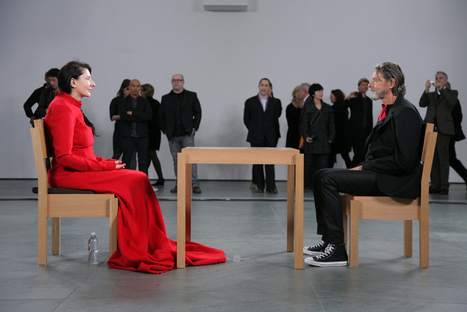 Marina Abramović and Ulay | Archivance - Miscellanées | Scoop.it