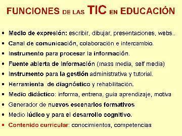IMPACTO TIC EN EDUCACIÓN | Noticias, Recursos y Contenidos sobre Aprendizaje | Scoop.it