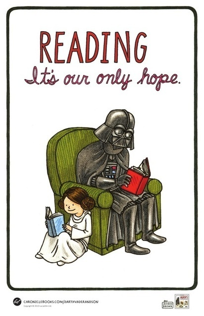 Reading. It's our only hope. | Let us learn together... | Scoop.it