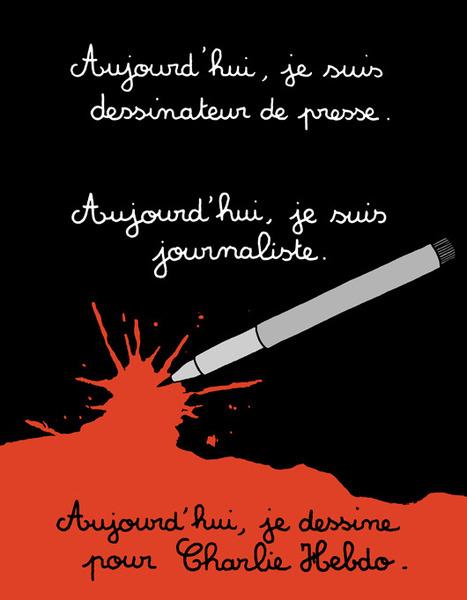 Nous sommes dessinateurs de presse | Théo, Zoé, Léo et les autres... | Scoop.it