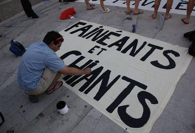 Intermittents : entre concertation et grève, le point sur un conflit qui dure | Lutte des intermittents | Scoop.it