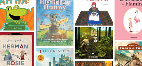 NYPL Recommends: 100 Best Children's Books of 2013 | Media Specialist Collection Development Resources | Scoop.it