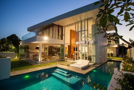 Promenade Residence by BGD Architects | Breathtaking Architecture | Scoop.it