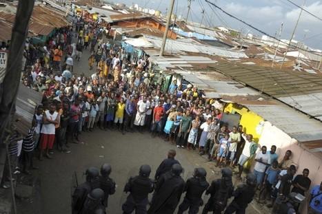 The nightmare of containing Ebola in Liberia's worst slum | geography | Scoop.it