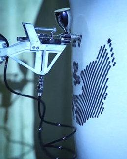 Celebrating Absolut Originality: When Robots Meet Vodka | originality | Scoop.it