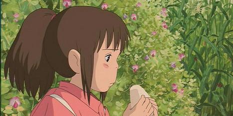 El Viaje de Chihiro: Studio Ghibli explica una gran interrogante | Noticias Anime [es] | Scoop.it