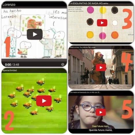 AYUDA PARA MAESTROS: 5 vídeos cortos para trabajar la atención a la diversidad con nuestros alumnos   Educación día a día   Scoop.it