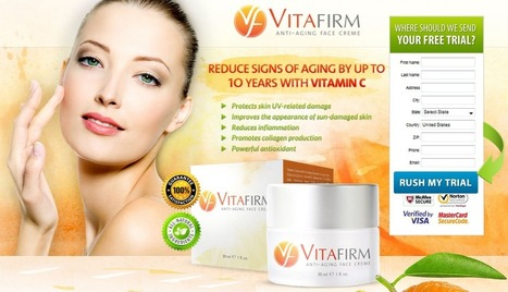 Vitafirm Review - GET FREE TRIAL SUPPLIES LIMITED!!! | Side effects free Skin Care Supplement | Scoop.it