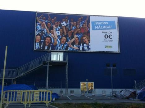 Twitter / frndominguez: Bonita accion de Ikea Malaga!! ... | InfoMálaga | Scoop.it