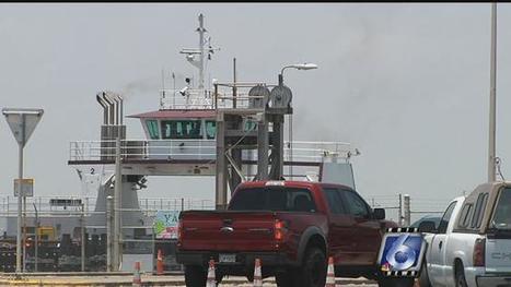 New ferry ordered for Port Aransas landing - KRIS Corpus Christi News | Texas Coast Real Estate | Scoop.it