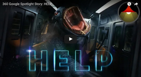 HELP court métrage 360° VR | Multimedium | Scoop.it