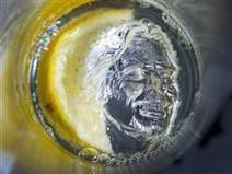 Never drink alone with Richard Branson ice cube | Strange days indeed... | Scoop.it