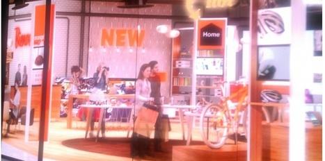 Comment Orange va révolutionner ses boutiques | Decoration aménagements commerciaux et professionnels, cosa&faits | Scoop.it