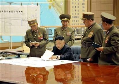 Coreia do Norte instalou dois novos lançadores de mísseis - JN   CoreiadoNorte   Scoop.it