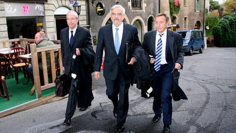 Dominique Ducret recevra plus de trois millions de francs de l'Etat - Tribune de Genève | bc | Scoop.it