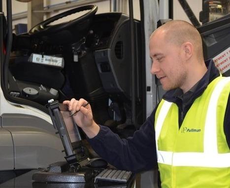 Eclipse Automotive Technology exhibits at CV Show   HGV Ireland   Truck Diagnostics   Scoop.it