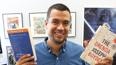 Indigenous summer reading: 3 picks by graphic novelist David Robertson | LibraryLinks LiensBiblio | Scoop.it