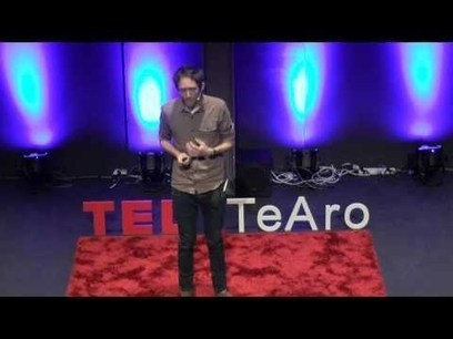 How technology can enable everyday democracy : Ben Knight at TEDxTeAro | Post-Sapiens, les êtres technologiques | Scoop.it