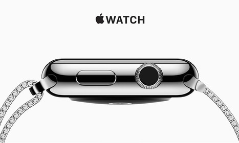 Apple Watch : opportunité en or... ou en toc pour le tourisme ? | Geolocalisation & etourisme : local based services & tourism | Scoop.it