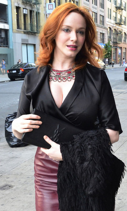 Christina Hendricks sounds awesome pictures | Celebrities in Bikini images | Hot celebrities and actresses | Scoop.it
