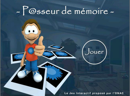 Le jeu interactif « P@sseur de mémoire » | Rossignol 1914-1918 | Scoop.it
