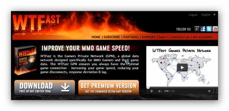 Download WTFast client | Online Gaming | Scoop.it