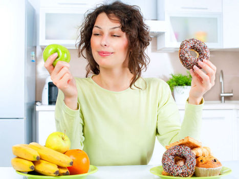 You Can Train Yourself to Eat Healthy Food | Nutrition Dos and Don'ts | Scoop.it