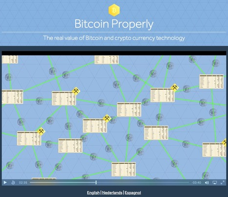 Bitcoin Properly - The Real Value of Bitcoin and Crypto currency Technology | Consensus Décentralisé - Blockchains - Smart Contracts - Decentralized Consensus | Scoop.it