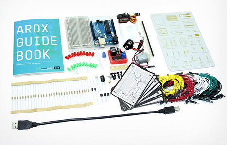 DIYers rejoice: Save 83% on this Arduino starter kit & course bundle - TechSpot | Raspberry Pi | Scoop.it
