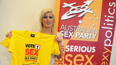 Australia&amp;#039;s Sex Party is breaking political party rules: AEC #NewsBeatWorld<br/><br/>nbs... | No Limit - Kitz Network | Scoop.it