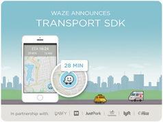 Waze - Official Blog: Waze Announces Transport SDK | E-commerce et logistique, livraison du dernier kilomètre | Scoop.it
