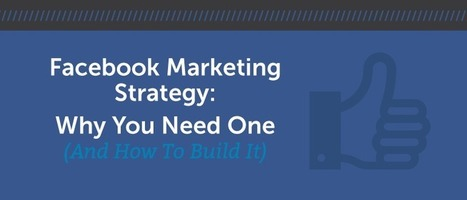 Facebook Marketing Strategy: Why You Need One & How To Build It | Entrepreneurial Passion | Scoop.it