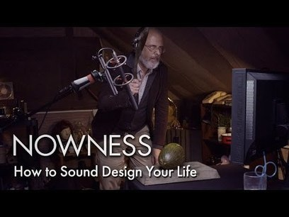 Sound designing a life | Nonprofit Storytelling | Scoop.it