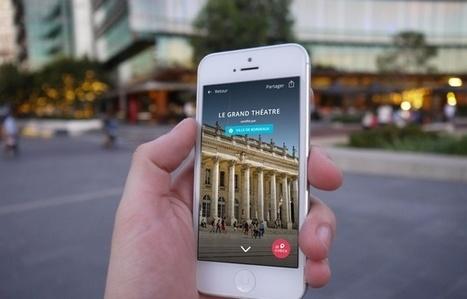 Bordeaux: «OhAhCheck !», l'application interactive pour les amoureux du patrimoine | En médiathèque | Scoop.it