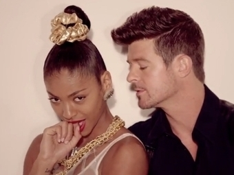 """""""Blurred Lines"""" Director Only Did Clothed Version Of The Video As A Favor To Robin Thicke 