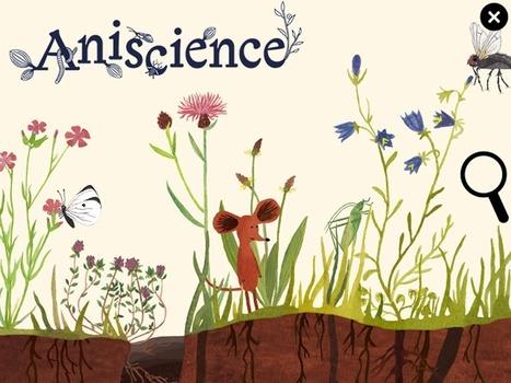 Aniscience, une superbe application pour découvrir la nature | Serious game | Scoop.it