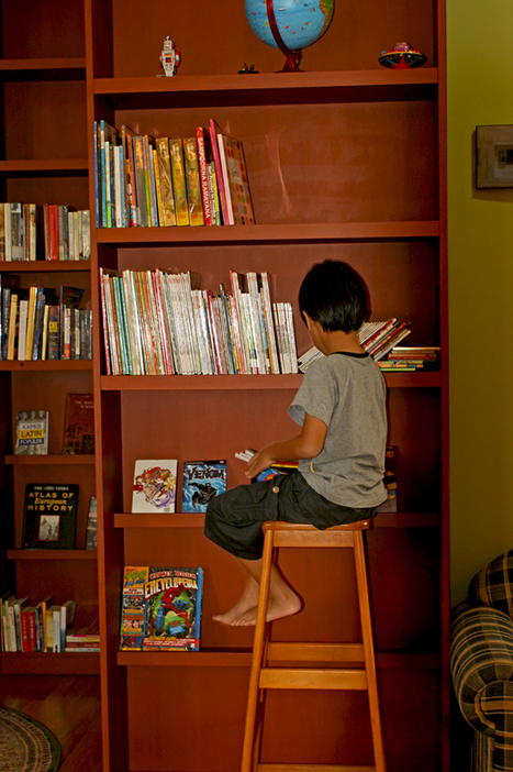 Rimba Baca Makes Reading Fun for Children and Adults - The Jakarta Globe | Book Ladders | Scoop.it