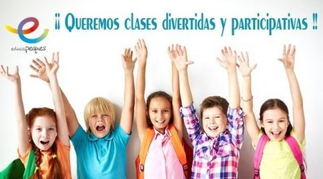 Como hacer una clase divertida y participativa | Recull diari | Scoop.it