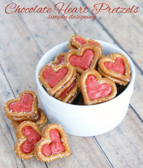 5 Adorable Heart Shaped Desserts for Valentine's Day | DIY & Crafts | Scoop.it