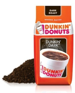 Dunkin' Dark Coffee | Dunkin' Donuts Coffee | Tanya's Favorite Things | Scoop.it