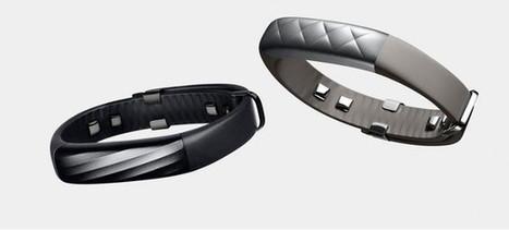 UP 3 : le bracelet connecté avec cardio-fréquencemètre de Jawbone Objets Connectés - CooliGadget   Objets connectés   Scoop.it