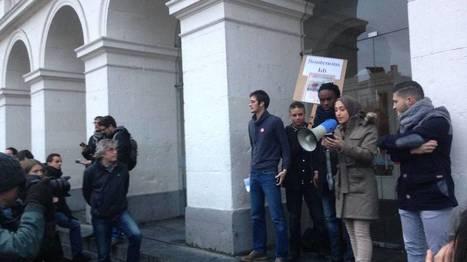 Liège: Manifestation de soutien à la famille Agaoglu dont l'expulsion est suspendue! | Haute Ecole HELMo | Scoop.it