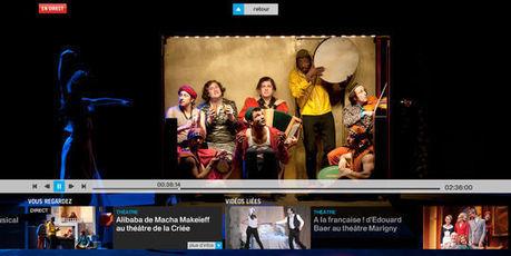 France Télévisions relance sa plateforme numérique consacrée à la culture | TV | Scoop.it