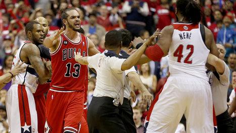 Bulls' Noah gets in confron | Facility Management.4484188 | Scoop.it