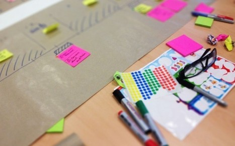 Design Thinking – 10 Ideas for Creating a Design Culture | blur Design | Designing design thinking driven operations | Scoop.it