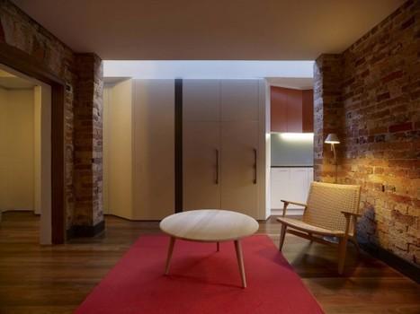 Fitzroy Terrace / Welsh & Major Architects | Rendons visibles l'architecture et les architectes | Scoop.it