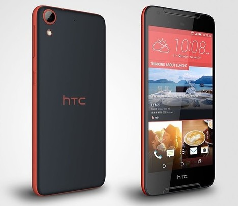 HTC Desire 628- A Style Leader That Turns Heads | Smartphones | Scoop.it